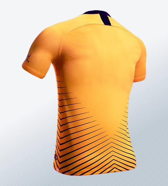 Camiseta titular Nike del Kaiser Chiefs 2018/2019 | Imagen Web Oficial