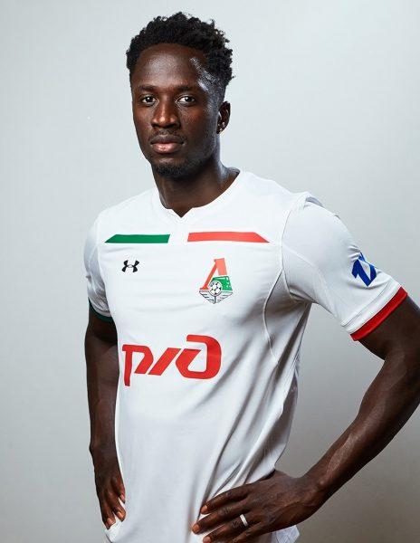 Camiseta visitante Under Armour del FC Lokomotiv | Imagen Web Oficial