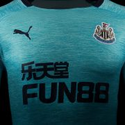 Tercera camiseta Puma del Newcastle | Imagen Web Oficial