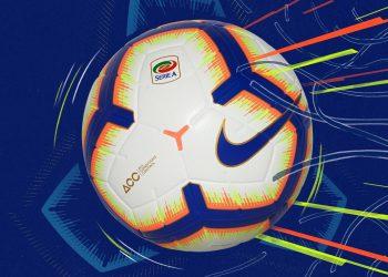 Balón Merlin de la Serie A de Italia 2018/2019 | Imagen Portal Oficial