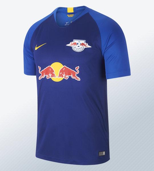 Camiseta suplente del RasenBallsport Leipzig 2018/19 | Imagen Nike