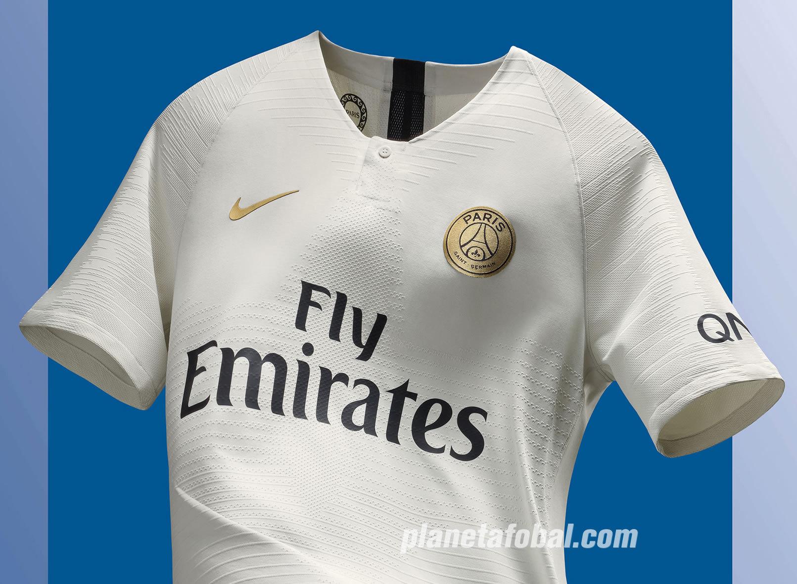 Camiseta suplente del PSG 2018/19 | Imagen Nike