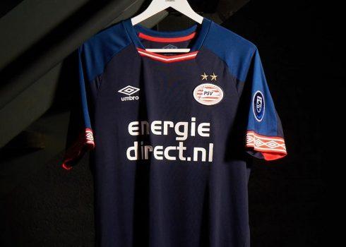 Tercera camiseta Umbro del PSV 2018/19 | Imagen Web Oficial