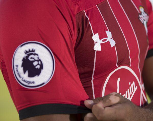 Tercera camiseta Under Armour del Southampton FC | Imagen Web Oficial