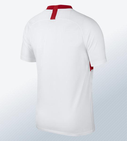 Camiseta suplente del Spartak Moscú 2018/19 | Imagen Nike