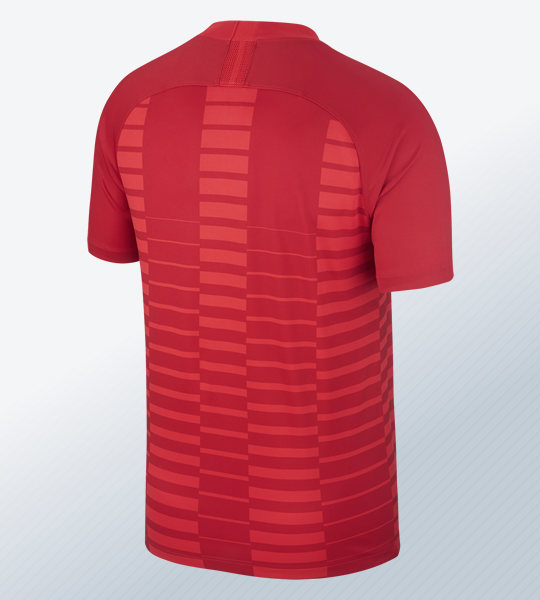 Camiseta titular del Spartak Moscú 2018/19 | Imagen Nike