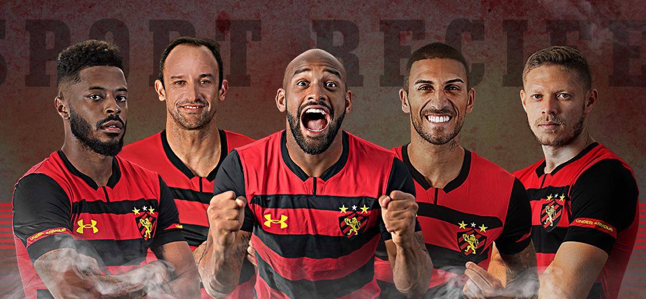 Camiseta titular del Sport Recife 2018/19 | Imagen Web Oficial