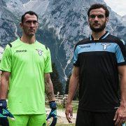 Tercera camiseta de la SS Lazio 2018/19 | Imagen Web Oficial