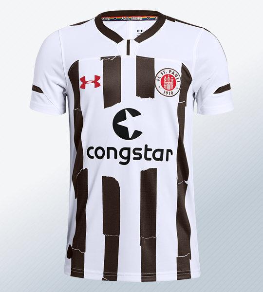 Camiseta suplente 2018/19 del St. Pauli | Imagen Under Armour