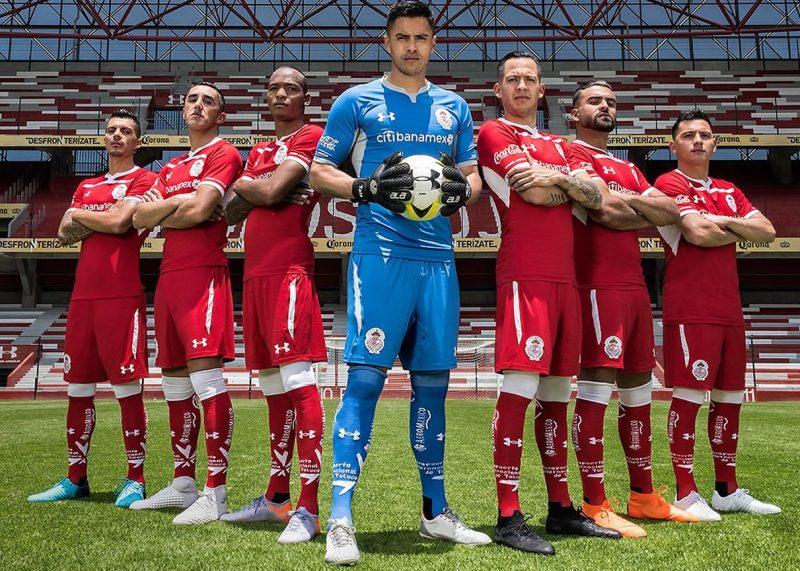 Camiseta local del Toluca 2018/19 | Imagen Twitter Oficial