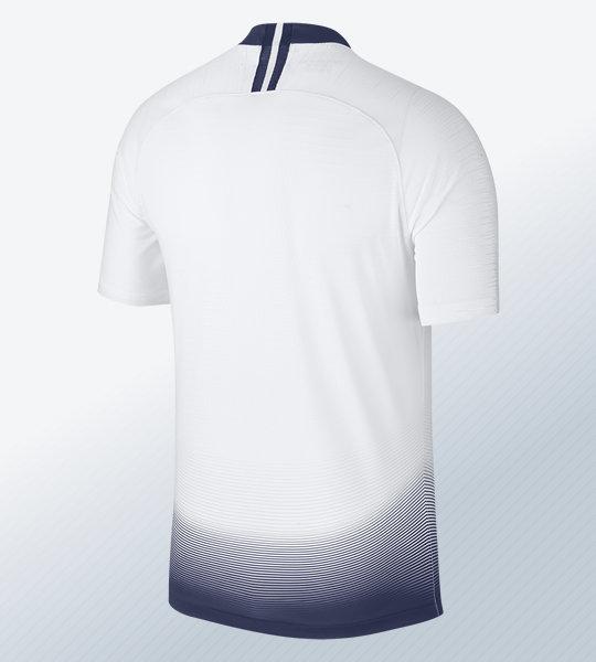 Camiseta titular del Tottenham Hotspur 2018/19 | Imagen Nike
