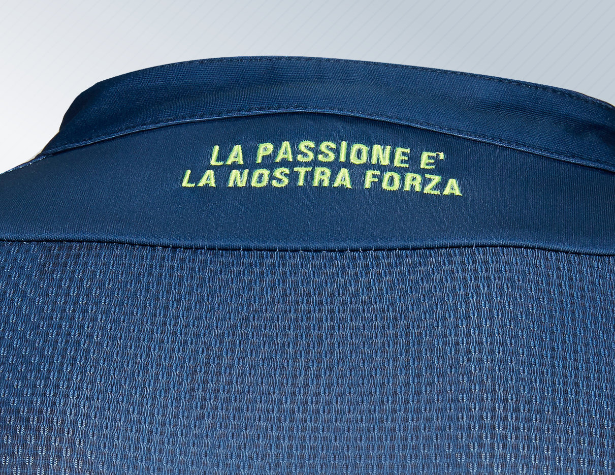 Tercera camiseta Macron del Udinese | Imagen Macron