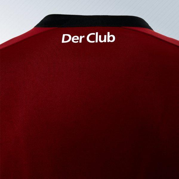 Camiseta titular Umbro del 1. FC Nürnberg 2018/19 | Imagen Web Oficial