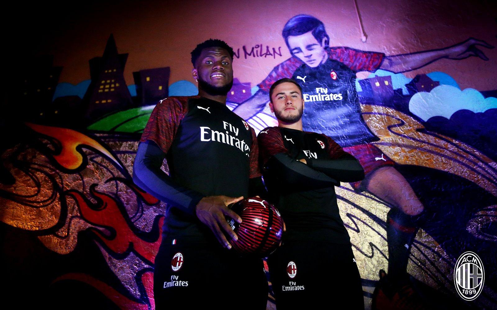 Tercera camiseta Puma del AC Milan 2018/19 | Imagen Web Oficial