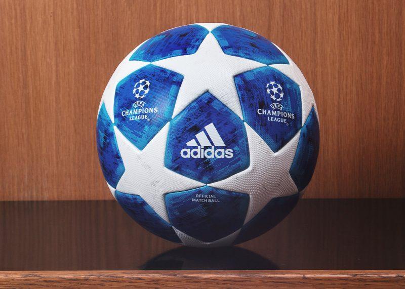 Pelota oficial de la UEFA Champions League 2018/2019   Imagen Adidas