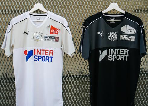 Camisetas Puma del Amiens SC | Imagen Twitter Oficial