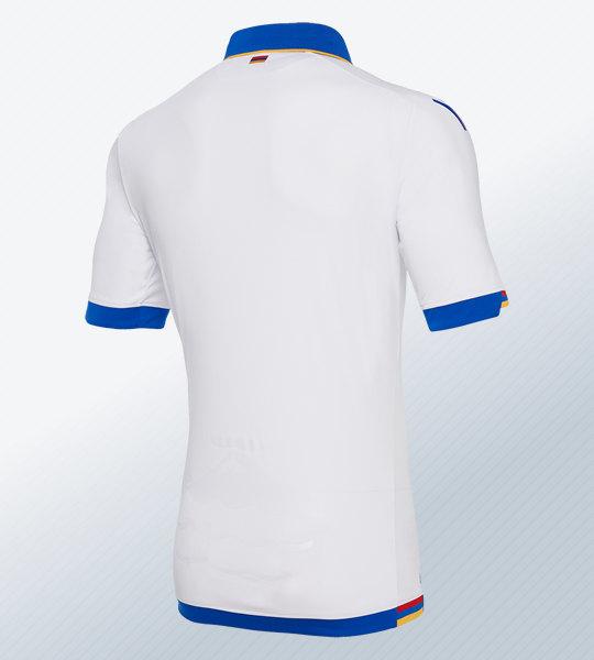 Camiseta suplente de Armenia 2018/19 | Imagen Macron