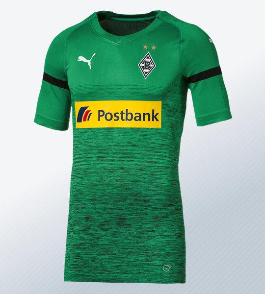 Tercera camiseta del Borussia Mönchengladbach | Imagen Puma