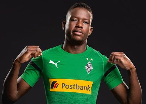 Tercera camiseta Puma del Borussia Mönchengladbach | Imagen Web Oficial