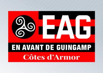 Camisetas del EA Guingamp (Patrick)