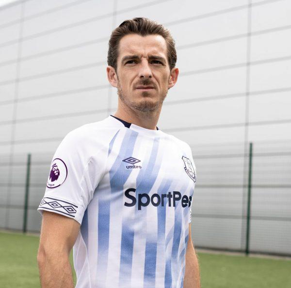 Tercera camiseta Umbro del Everton 2018/19 | Imagen Web Oficial