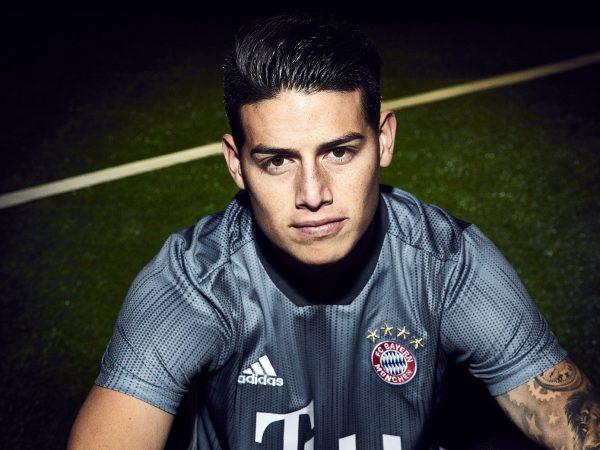 Tercera camiseta del FC Bayern Múnich | Imagen Adidas