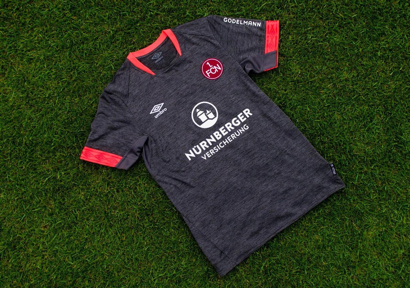 Tercera camiseta Umbro del FC Nürnberg 2018/19 | Imagen Web Oficial