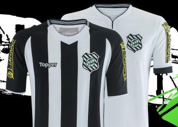 Camisetas del Figueirense 2018/19 | Imagen Topper