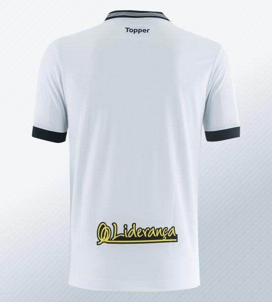 Camiseta suplente del Figueirense 2018/19 | Imagen Topper