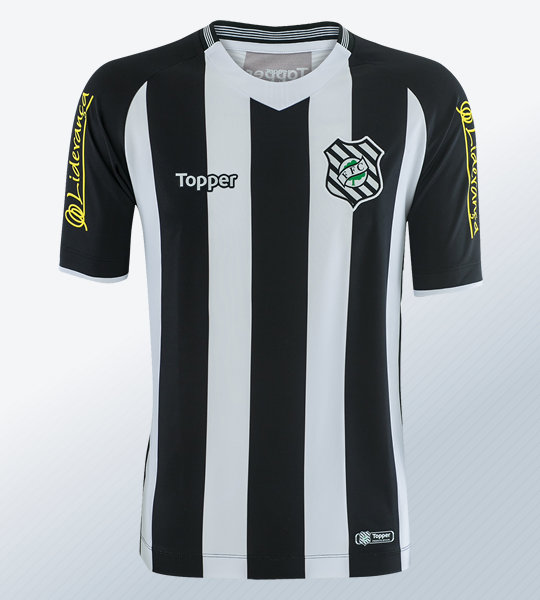 Camiseta titular del Figueirense 2018/19 | Imagen Topper