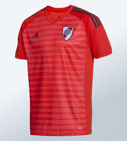 Camiseta titular arqueros 2018/19 de River Plate | Imagen Web Oficial