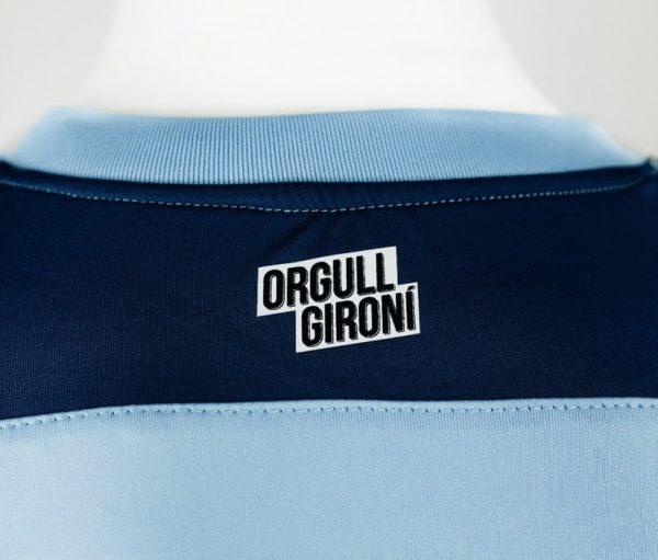 Tercera equipación Umbro 2018/19 del Girona FC | Imagen Web Oficial