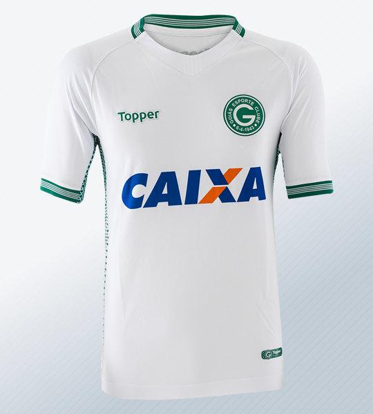 Camiseta suplente del Goiás Esporte Clube | Imagen Topper