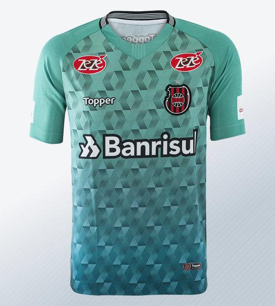 Camiseta de arquero de Brasil de Pelotas | Imagen Topper