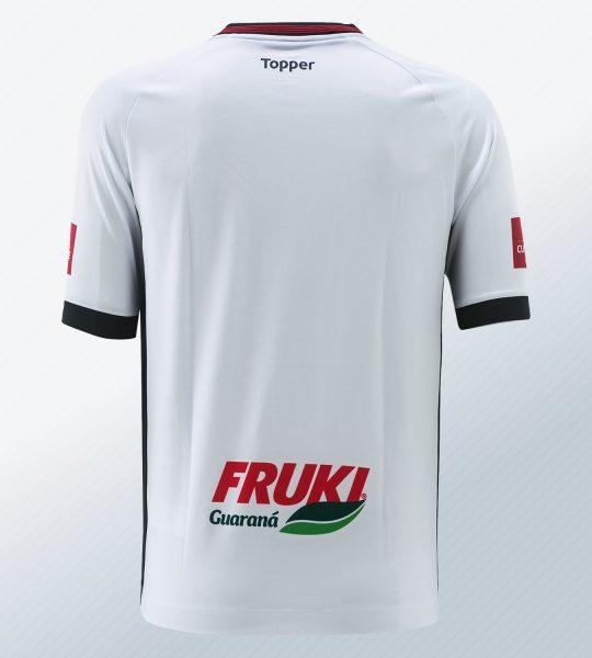 Camiseta suplente de Brasil de Pelotas | Imagen Topper