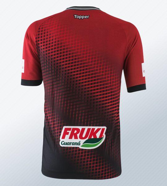 Camiseta titular de Brasil de Pelotas | Imagen Topper