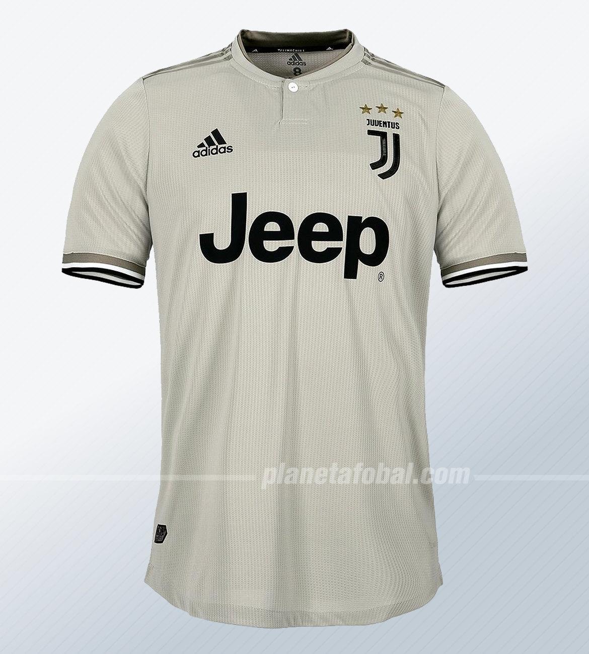 Camiseta suplente Adidas de la Juventus 2018 2019 5344c6531a73c