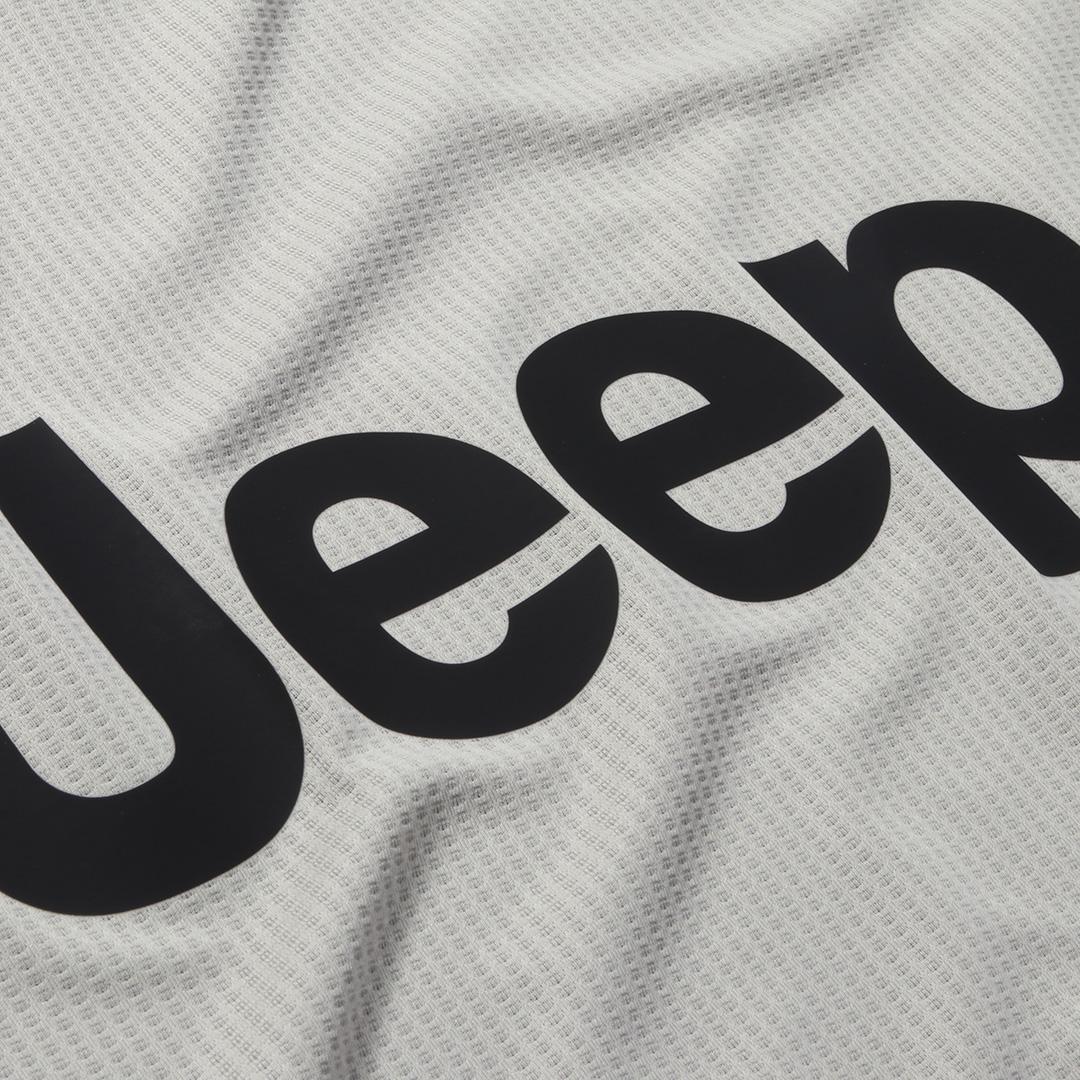 Camiseta suplente Adidas de la Juventus 2018/2019