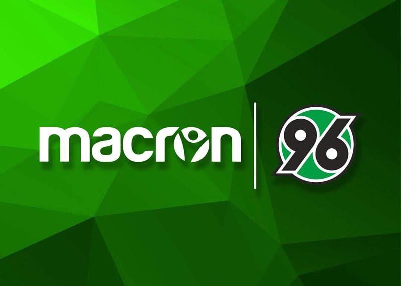 Macron vestirá al Hannover 96 desde 2019 | Imagen Twitter Oficial