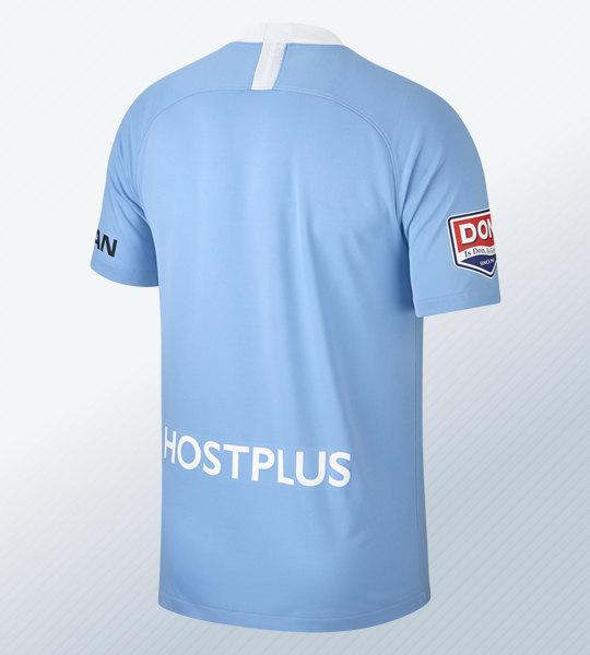 Camiseta titular del Melbourne City 2018/19 | Imagen Web Oficial