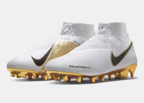 Botines PhantomVSN Gold 2018 Edición Limitada | Imagen Nike