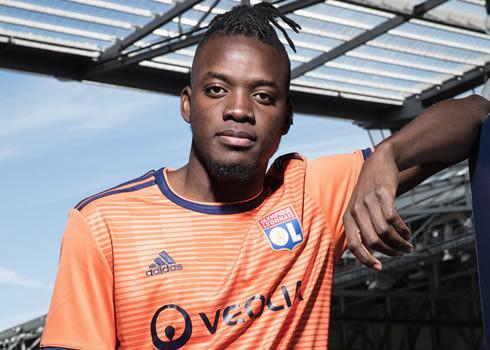 Tercera camiseta Adidas del Lyon 2018/19 | Imagen Web Oficial