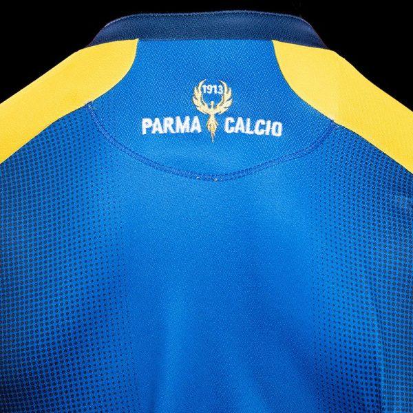 Camiseta suplente Erreà del Parma Calcio 1913 2018/19 | Imagen Web Oficial