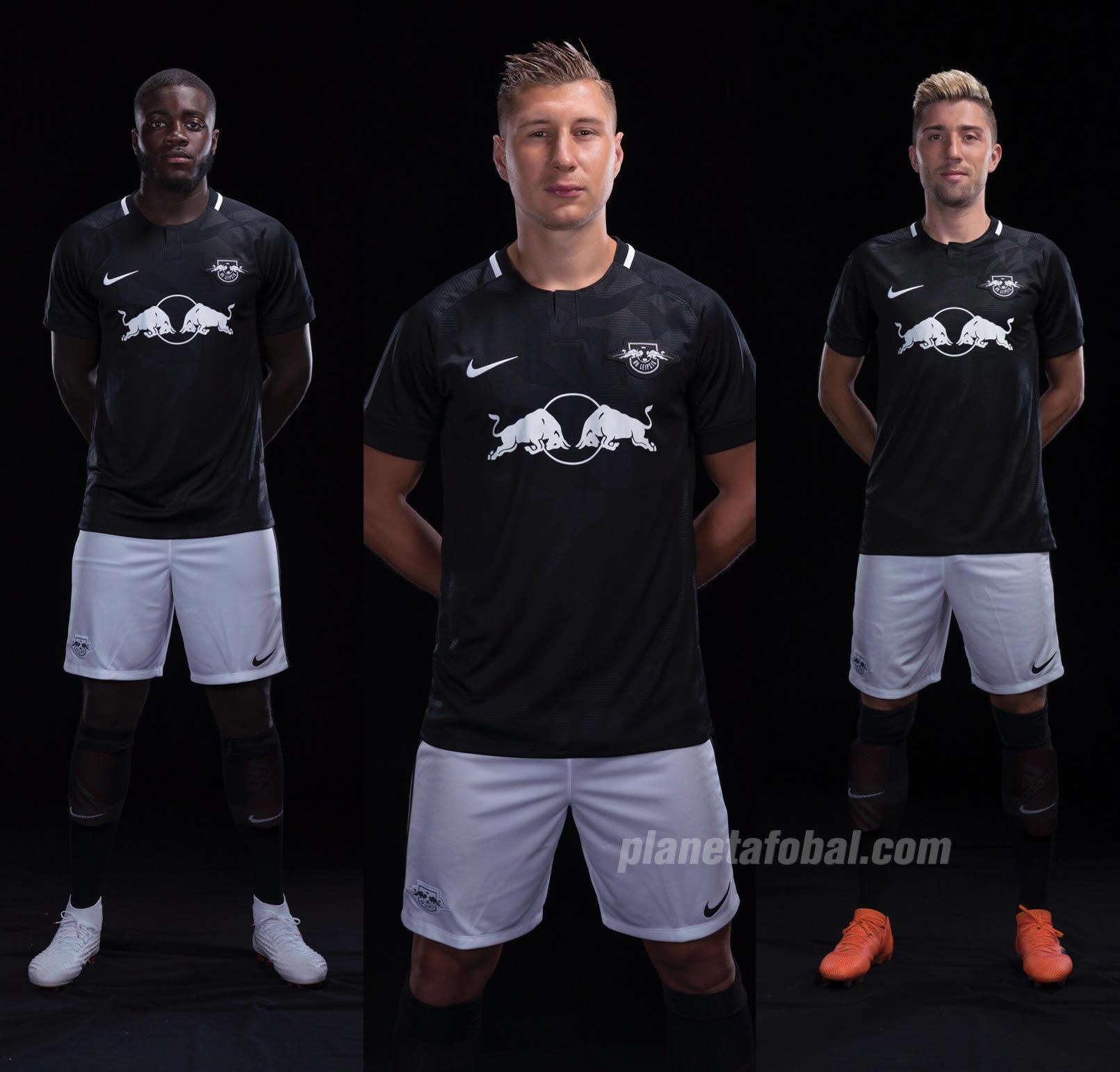 Tercera camiseta Nike del RB Leipzig 2018/19 | Imagen Web Oficial