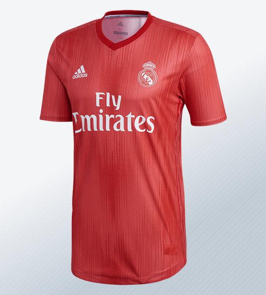 Tercera camiseta del Real Madrid 2018/19 | Imagen Adidas