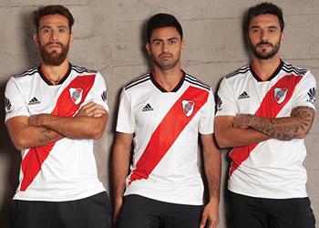 Camiseta titular 2018/19 de River Plate | Imagen Web Oficial