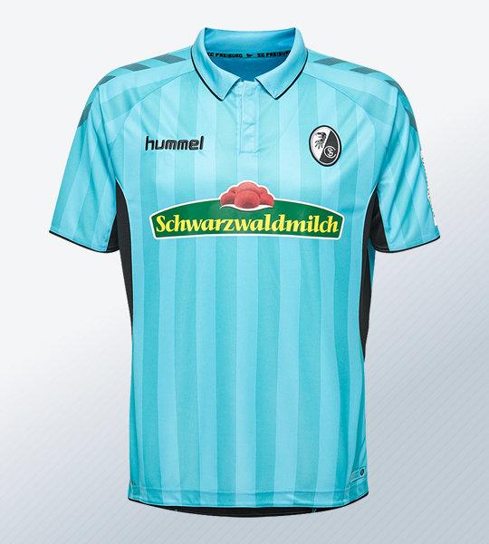 Tercera camiseta Hummel del SC Freiburg 2018/19 | Imagen Web Oficial