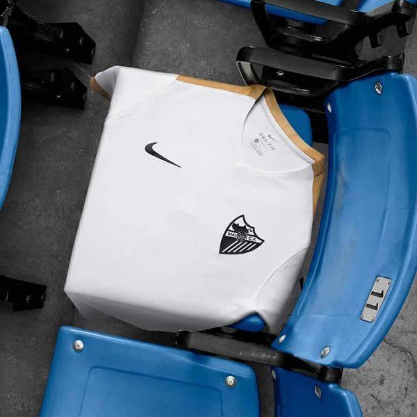 Tercera camiseta Nike del Málaga CF | Imagen Web Oficial