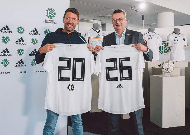 Alemania continuará con Adidas hasta 2026 | Imagen DFB