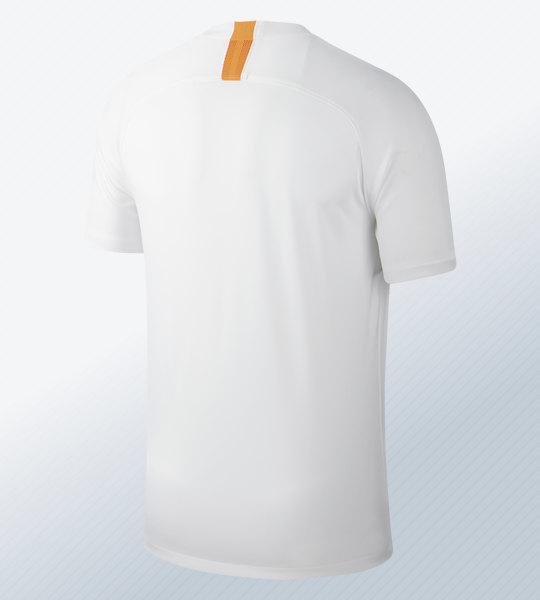 Tercera camiseta 2018/19 del Galatasaray | Imagen Nike